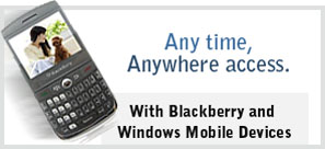 BlackBerry Exchange Hosting